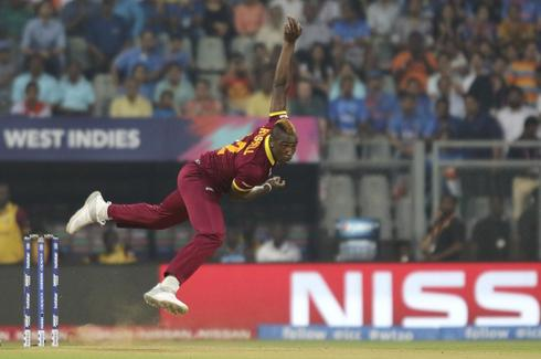 India v WI World T20 semi-final