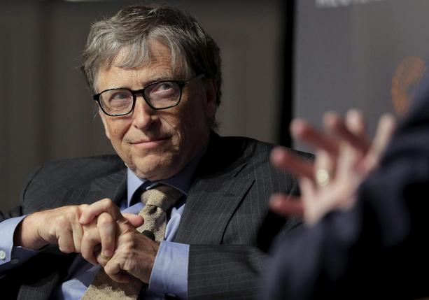 Bill Gates, co-chair of the Bill & Melinda Gates Foundation Reuters/Joshua Roberts