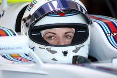 Formula One - F1 - British Grand Prix 2015 - Silverstone, England - 3/7/15 Williams test driver Susie Wolff of Britain during practice Reuters / Paul Childs Livepic