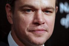 Actor Matt Damon attends The National Board of Review Gala, held to honor the 2015 award winners, in the Manhattan borough of New York January 5, 2016.  REUTERS/Andrew Kelly