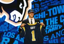 Jared Goff, quarterback, California. Jerry Lai-USA TODAY Sports
