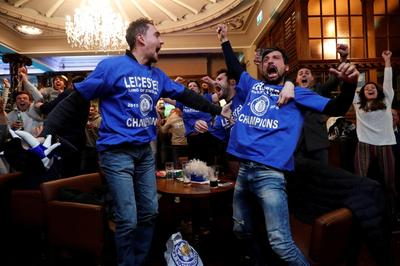 Leicester City dreams come true