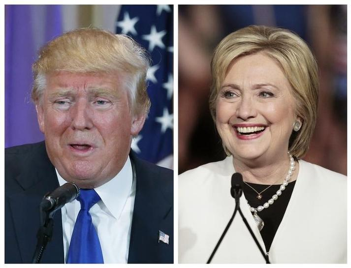 Exclusive: Top reason Americans will vote for Trump: 'To stop Clinton' - poll