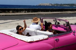 Hollywood goes to Havana