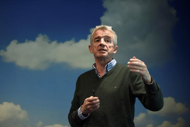 Ryanair would cut investment in UK if it leaves EU Reuters