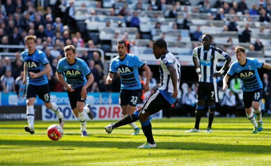 Newcastle stun Spurs 5-1, dump them in third behind Arsenal | Reuters