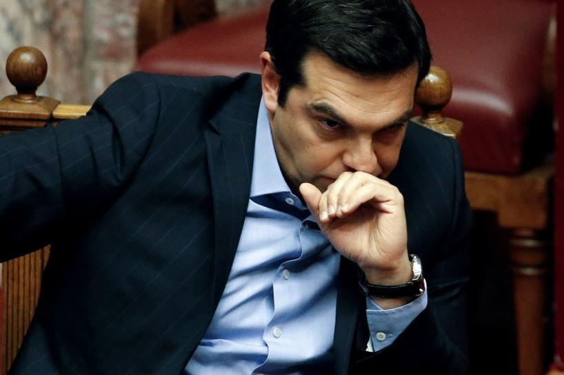 Greek government submits reform bill seeking fresh bailout aid | Reuters