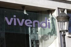 Vivendi a relevé pour la seconde fois son offre sur le solde du capital de l'éditeur de jeux vidéo Gameloft pour la porter à 8 euros par action. /Photo prise le 10 mars 2016/REUTERS/Charles Platiau