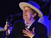 Bob Dylan durante festival de hop em Paddock Wood. 30/6/2012. REUTERS/ Ki Price