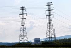 Le groupe américain Great Plains Energy, propriétaire de la compagnie d'électricité Kansas City Power & Light, a annoncé le rachat de son concurrent Westar Energy pour 8,6 milliards de dollars en numéraire et en actions, la plus importante opération conclue cette année sur le marché de la distribution d'électricité aux Etats-Unis. /Photo d'archives/REUTERS/Brian Snyder