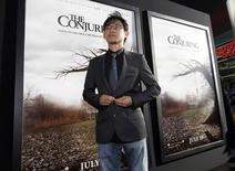 """James Wan, diretor de """"Invocação do Mal 2"""", em Los Angeles. 15/7/2013  REUTERS/Mario Anzuoni"""