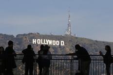 La Californie est devenue l'an dernier la sixième puissance économique mondiale, devant la France. L'Etat le plus peuplé des Etats-Unis, avec environ 39 millions d'habitants, affiche un produit intérieur brut (PIB) de 2.460 milliards de dollars (2.180 milliards d'euros). La France est la septième puissance économique avec un PIB de 2.420 milliards et l'Inde la huitième avec 2.090 milliards de dollars. /Photo prise le 26 février 2016/REUTERS/Carlo Allegri