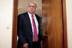 Ex-ministro Paulo Bernardo em Brasília. 30/09/2014  REUTERS/Ueslei Marcelino