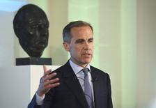 Presidente do banco central britânico, Mark Carney.    02/06/2016      REUTERS/Joe Giddens/Pool