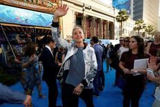 Dubladora de Dory na versão original, Ellen DeGeneres, durante evento em Hollywood.     08/06/2016      REUTERS/Mario Anzuoni