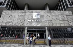 Edifício sede da Petrobras no centro do Rio de Janeiro. 24/09/2010 REUTERS/Bruno Domingos
