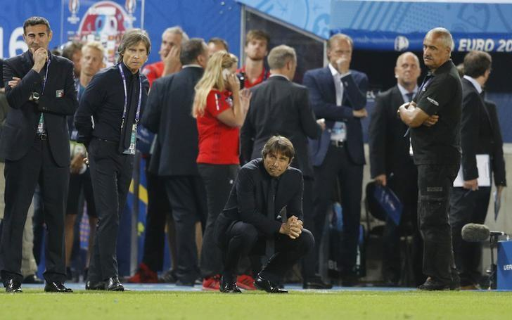 Italy's Conte likely to be very hard act to follow