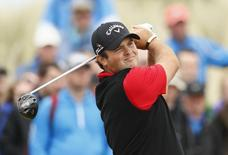 Britain Golf - Aberdeen Asset Management Scottish Open - Castle Stuart Golf Links, Inverness, Scotland - 7/7/16 USA's Patrick Reed during the first round Action Images via Reuters / Jason Cairnduff Livepic