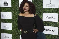 Singer Chaka Khan attends the 7th Annual ESSENCE Black Women in Hollywood Luncheon in Beverly Hills, California February 27, 2014. REUTERS/Jonathan Alcorn