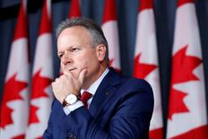 Bank of Canada Governor Stephen Poloz takes part in a news conference in Ottawa, Ontario, Canada, July 13, 2016. REUTERS/Chris Wattie