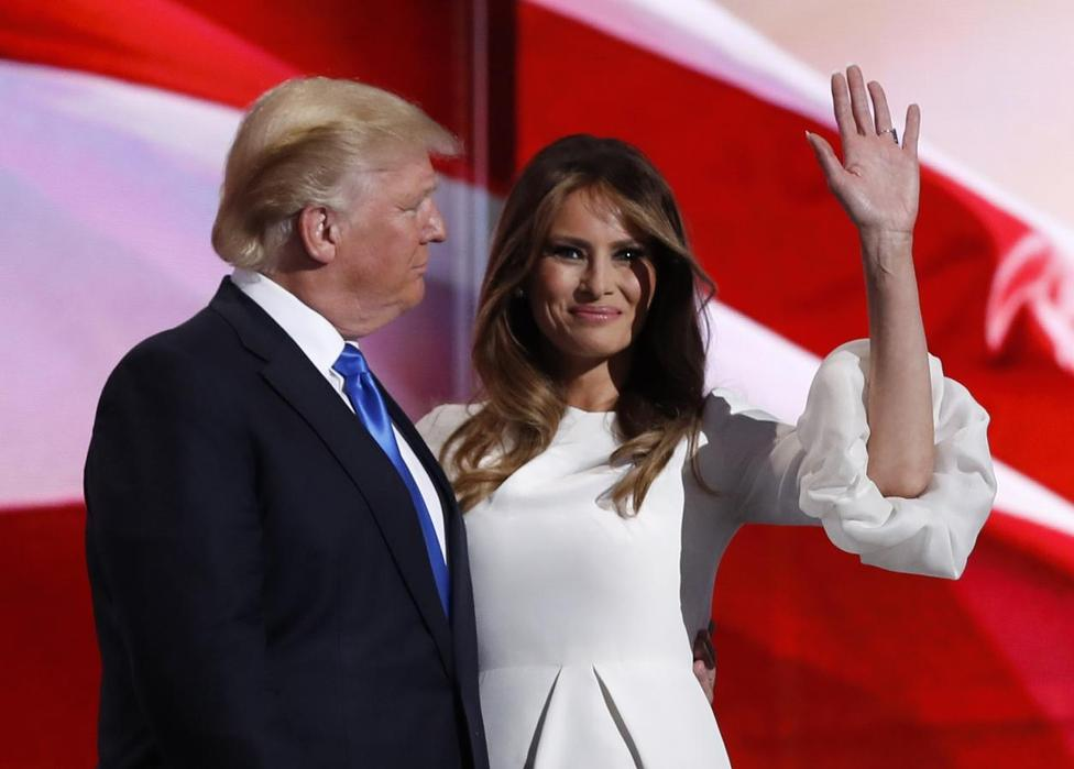 Image result for melania trump reuters