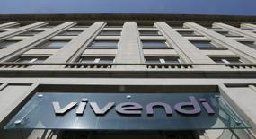 Vivendi a fait marche arrière sur un accord d'échange d'actions pour le rachat de la filiale de télévision payante de Mediaset, proposant un autre accord qui lui donnerait une participation directe dans le groupe italien. /Photo d'archives/REUTERS/Gonzalo Fuentes