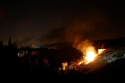 Israeli raid in West Bank