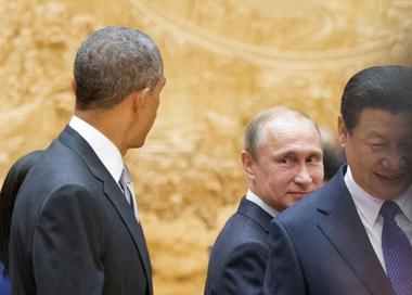 コラム:プーチン大統領、米国政治への「揺さぶり」狙いか
