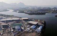 Vista geral do Parque Olímpico, no Rio de Janeiro.    16/07/2016      REUTERS/Ricardo Moraes