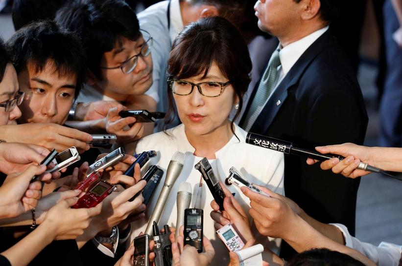 Japan's Prime Minister picks hawkish defense minister in limited reshuffle | Reuters