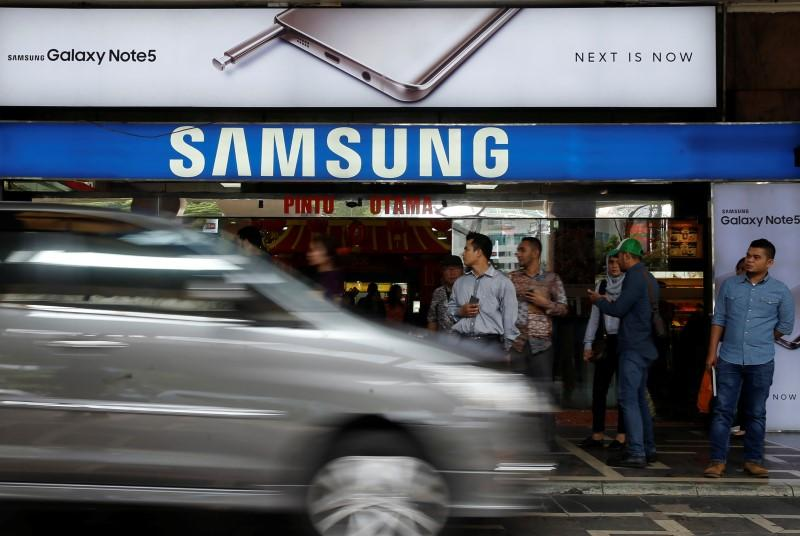 Samsung Elec expects Galaxy Note 7 sales to beat predecessor's
