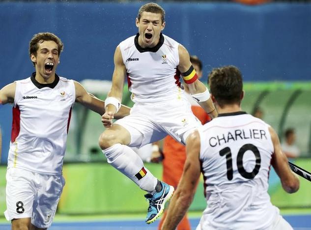 Belgium stun the Dutch to set up Argentina final