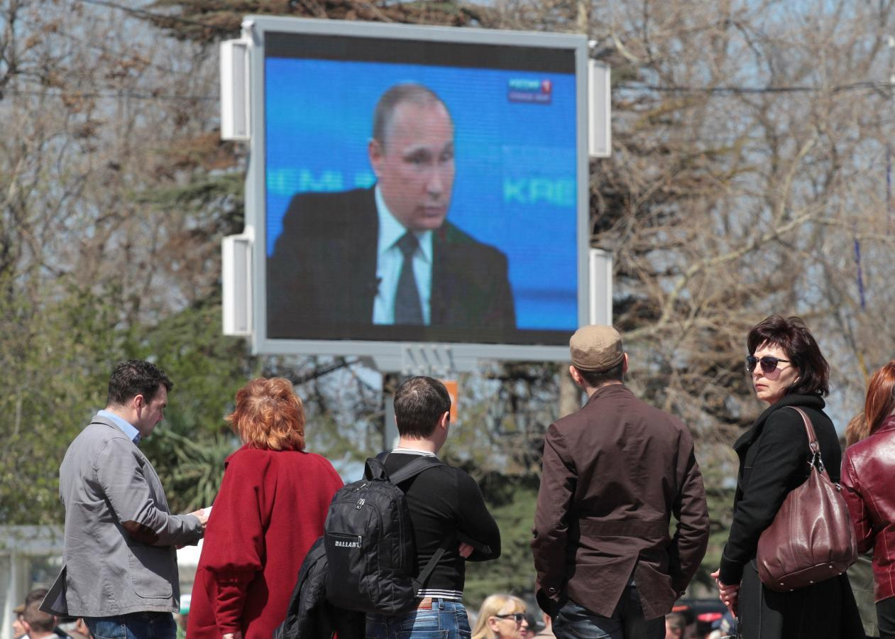 Promised prosperity never arrived in Russian-held Crimea, locals say