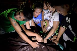 Philippines' deadly drug war