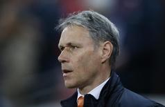 Netherlands assistant coach Marco van Basten. England v Netherlands - International Friendly - Wembley Stadium, London, England - 29/3/16. Action Images via Reuters / Carl Recine/Files