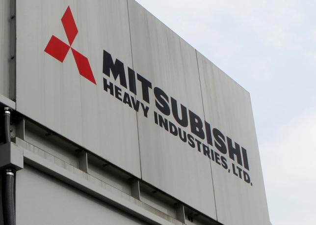 8月31日、三菱重工業が米企業と協業し、輸出向けの武器開発を検討していることがわかった。写真は相模原で7月撮影(2016年 ロイター/Maki Shiraki)