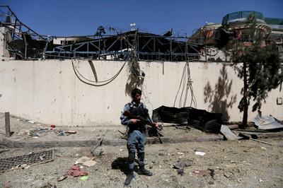 Deadly attacks in Kabul