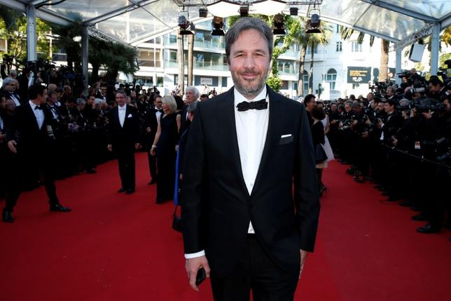 Film director Denis Villeneuve poses on the red carpet as she arrives for the screening of the animated film ''The Little Prince '' (Le Petit Prince) out of competition at the 68th Cannes Film Festival in Cannes, southern France, May 22, 2015.             REUTERS/Benoit Tessier