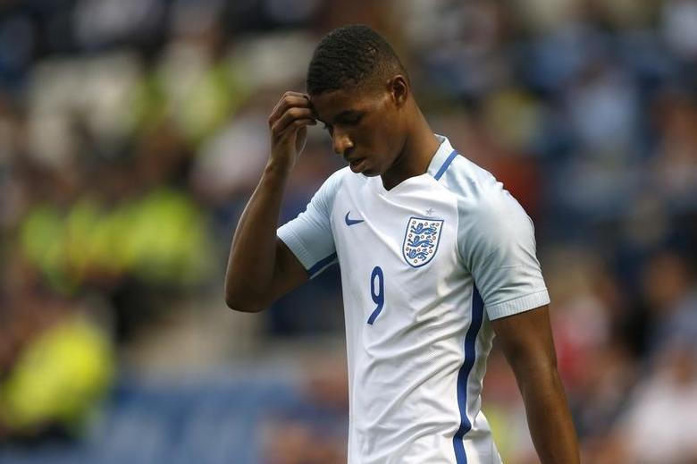 England's Marcus RashfordAction Images via Reuters / Matthew ChildsLivepic