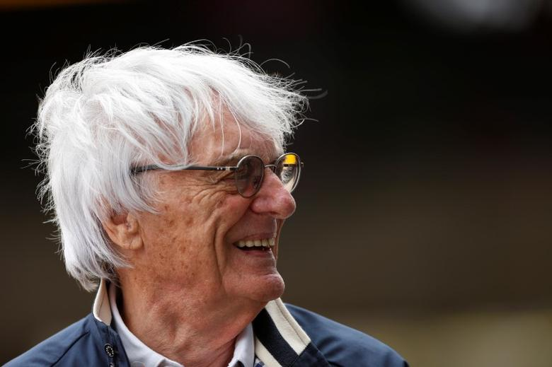 Britain Formula One - F1 - British Grand Prix 2016 - Silverstone, England - 9/7/16President and CEO of Formula One Management Bernie Ecclestone after qualifyingReuters / Andrew BoyersLivepic