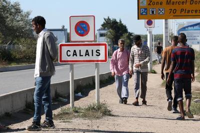 The jungle of Calais