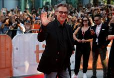 Actor Kurt Russell arrives on the red carpet for the film Deepwater Horizon. REUTERS/Mark Blinch