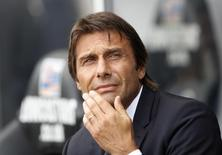 Britain Soccer Football - Swansea City v Chelsea - Premier League - Liberty Stadium - 11/9/16 Chelsea manager Antonio Conte before the match  Action Images via Reuters / Carl Recine Livepic