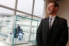 Bruce Cleaver, CEO of De Beers, poses in Hong Kong, China September 14, 2016. Picture taken September 14, 2016.      REUTERS/Bobby Yip