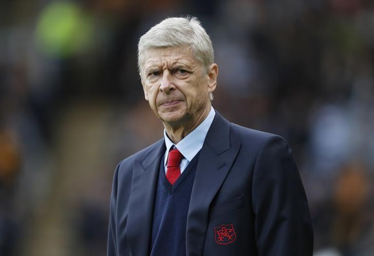 Football Soccer Britain - Hull City v Arsenal - Premier League - The Kingston Communications Stadium - 17/9/16Arsenal manager Arsene Wenger Reuters / Russell CheyneLivepic