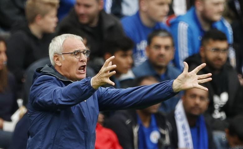 Football Soccer Britain - Leicester City v Burnley - Premier League - King Power Stadium - 17/9/16Leicester City manager Claudio Ranieri Action Images via Reuters / John SibleyLivepic