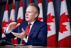 Bank of Canada Governor Stephen Poloz speaks during a news conference in Ottawa, Ontario, Canada, July 13, 2016. REUTERS/Chris Wattie