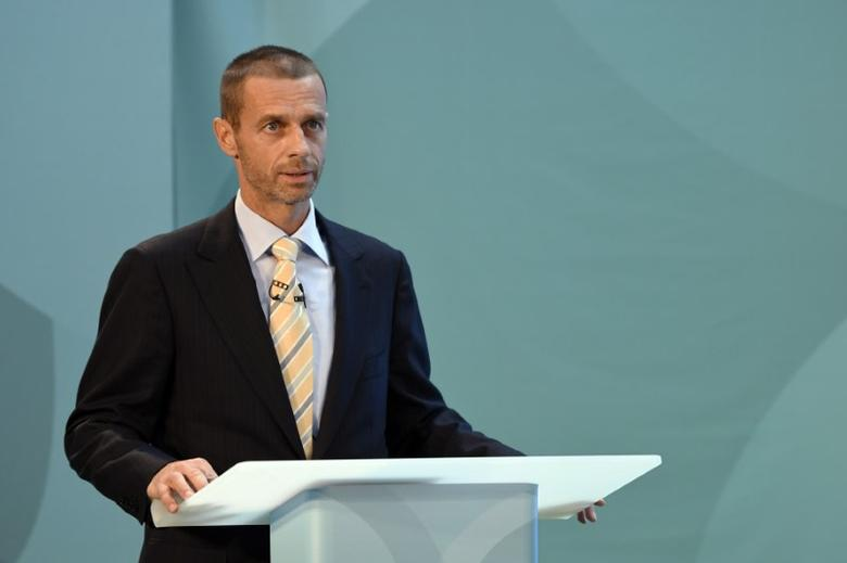 Britain Football Soccer - UEFA EURO 2020 Launch Event - London City Hall - 21/9/16UEFA President Aleksander Ceferin during the launchAction Images via Reuters / Tony O'BrienLivepic