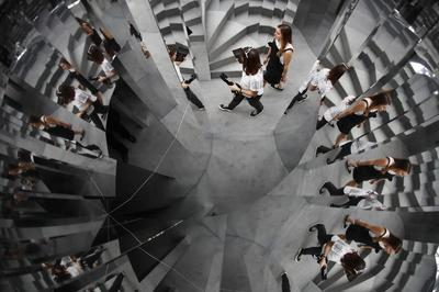 Maze of mirrors