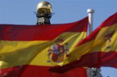 La Banque d'Espagne a relevé jeudi sa prévision de croissance économique du pays pour 2016 malgré une probable légère décélération au troisième trimestre et la persistance de l'impasse politique. Elle s'attend néanmoins à une croissance de 3,2% sur l'ensemble de l'année, comme en 2015. Sa précédente prévision la donnait à 2,7%. /Photo d'archives/REUTERS/Sergio Perez